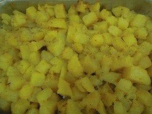 Batatas no Forno com Manteiga