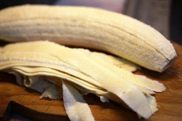 Banana Frita Grafe e Faca 2