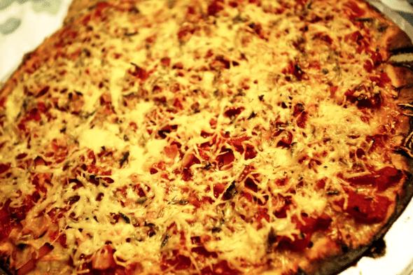 Grafe e Faca Pizza da Bia