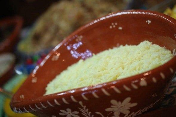 Grafe e Faca Arroz de manteiga e açafrão2