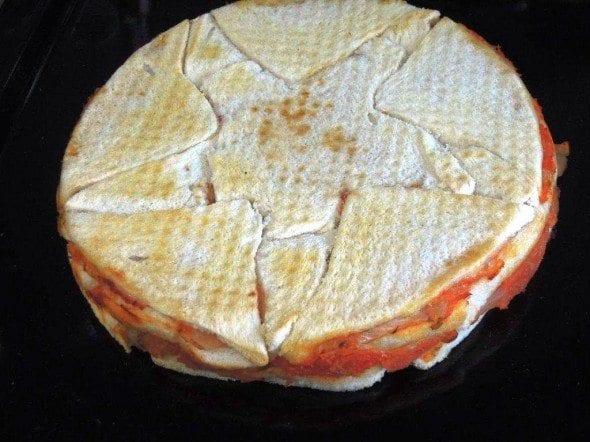 Grafe e Faca Especie de pizza5 uma espécie de pizza Uma espécie de Pizza feita com um Bimbo Grafe e Faca Especie de pizza5 590x442
