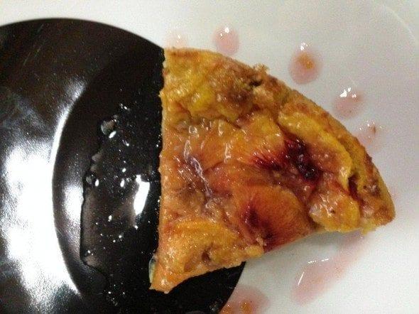 Grafe e Faca Bolo de Pessego11 bolo de pêssego Bolo de Pêssego, uma pessegada maravilhosa Grafe e Faca Bolo de Pessego11 590x442