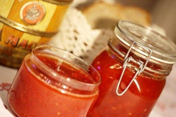 Grafe e Faca Doce de Tomate e limao1
