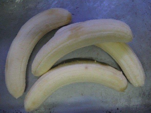 Grafe e Faca Pudim de Banana (5) pudim de banana com laranja - Pudim de Banana com Laranja