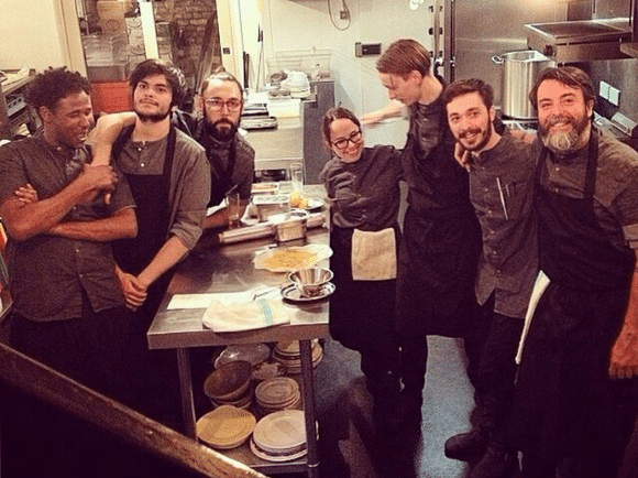 Sem Título nuno mendes abre novo restaurante em londres - Nuno Mendes abre novo restaurante em Londres