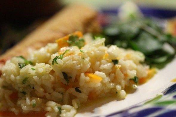 8E6B8597 arroz de cenoura Arroz de cenoura com coentros 8E6B8597 590x394