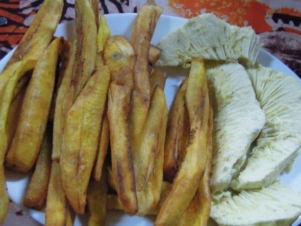 Restaurante da D. Tété em São Tomé