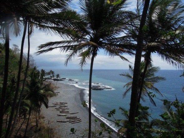 DSCN1539 restaurante a santola Restaurante A Santola no 2º dia em São Tomé DSCN1539 590x443