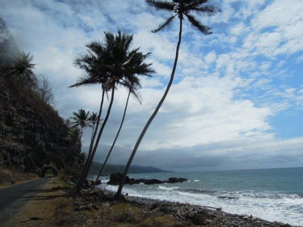 DSCN1547 restaurante a santola Restaurante A Santola no 2º dia em São Tomé DSCN1547 590x443