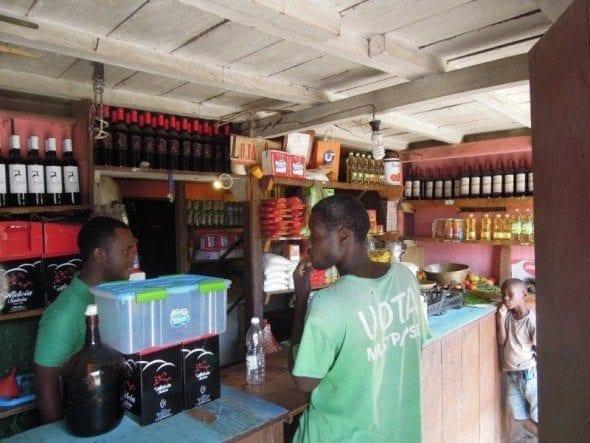 DSCN1611 restaurante a santola Restaurante A Santola no 2º dia em São Tomé DSCN1611 590x443