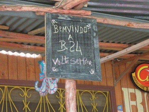 Restaurante B.24