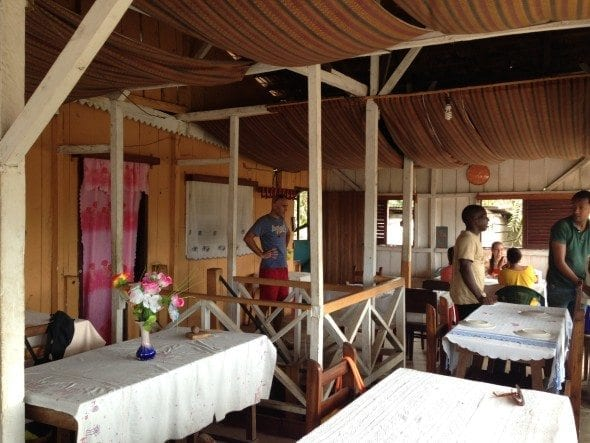 IMG_6284 restaurante a santola Restaurante A Santola no 2º dia em São Tomé IMG 6284 590x443
