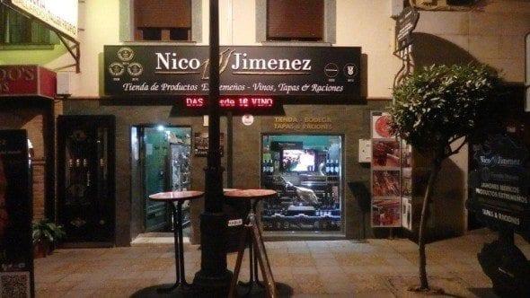 Nico de Jimenez - Mérida