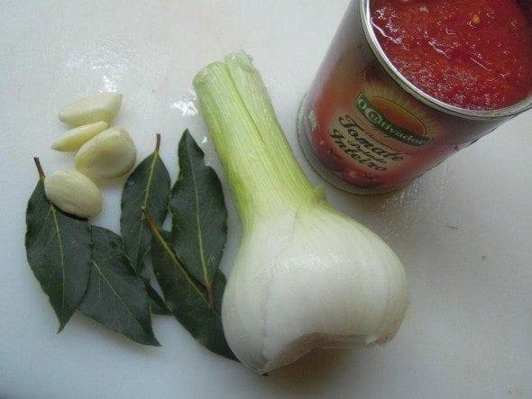 1 fettuccine com mexilhão e tomate - Fettuccine com Mexilhão e Tomate