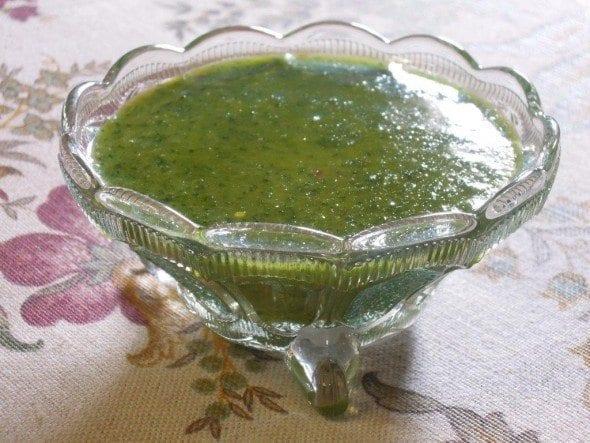 5 molho verde com sal grosso Molho verde com sal grosso 52 590x443
