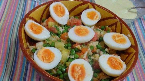 1 salada russa de goraz (5 pessoas) Salada Russa de Goraz (5 pessoas) 112 590x332
