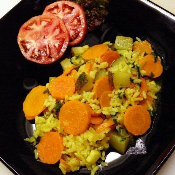 5 arroz de mostarda - Arroz de Mostarda