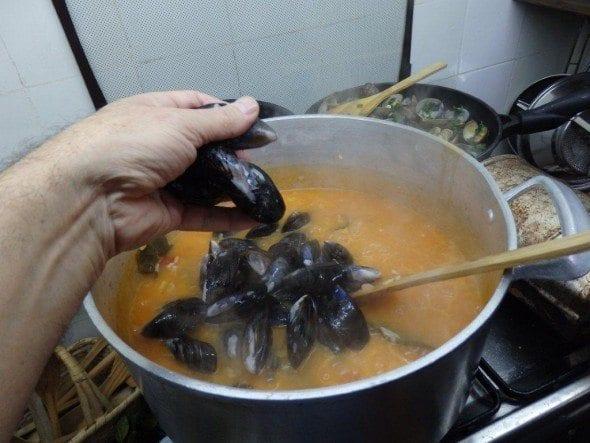 5 risoto de marisco malandrinho Risoto de Marisco Malandrinho 52 590x443