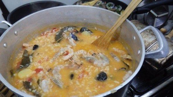 7 risoto de marisco malandrinho Risoto de Marisco Malandrinho 72 590x332