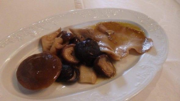 Restaurante a Casa da Emília em Alpiarça